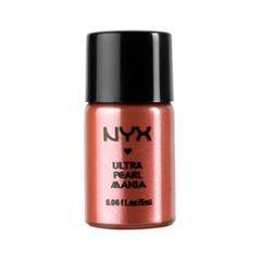 Тени для век NYX Professional Makeup Loose Pearl Eye Shadow 22 (Цвет 22 Rust variant_hex_name AF695F)