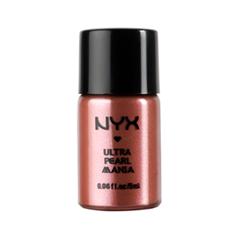 Тени для век NYX Professional Makeup Loose Pearl Eye Shadow 24 (Цвет 24 Penny variant_hex_name 92584E)