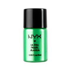 Тени для век NYX Professional Makeup Loose Pearl Eye Shadow 30 (Цвет 30 Jade Pearl variant_hex_name 4AB572)