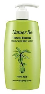 Лосьон для тела - Natuer Be Natural Essence Moiturizing Body Lotion