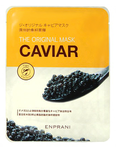 Тканевая маска - The Original Caviar Mask