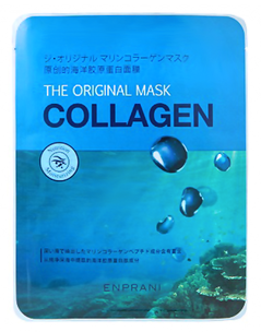 Тканевая маска - The Original Marine Collagen Mask