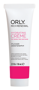 Крем для рук - Rich Renewal Hydrating Crème Pucker