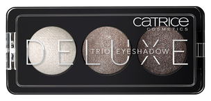 Тени для век - Deluxe Trio Eyeshadow