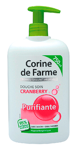 Гель для душа - Douche soin Cranberry Purifiante