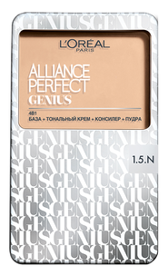 Тональная основа - Alliance Perfect Genius 4in1