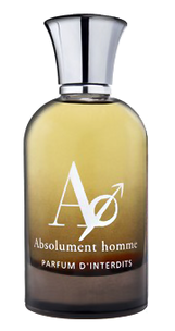 Парфюмерная вода - Absolument Homme. Etui Luxe