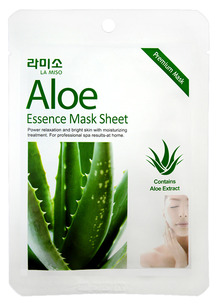 Тканевая маска - Aloe Essence Mask Sheet