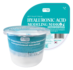 Hyaluronic Acid Modeling Mask