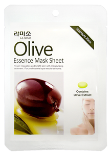 Тканевая маска - Olive Essence Mask Sheet