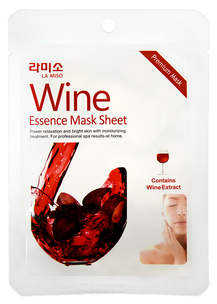 Тканевая маска - Wine Essence Mask Sheet