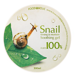 Гель - Snail Firming and Moisure Soothing Gel
