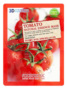 Тканевая маска - Tomato Natural Essence 3D Mask