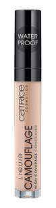 Liquid Camouflage - High Coverage Concealer 020 (Цвет 020 Light Beige variant_hex_name EED0B4)