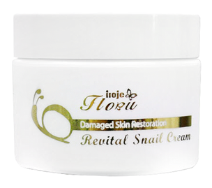 Крем - Flobu Revital Snail Cream