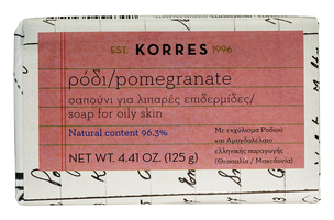 Мыло - Pomegranate Soap for Oily Skin