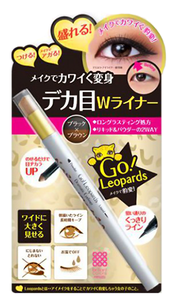 Подводка - Powder & Liquid Dramatic Eyeliner