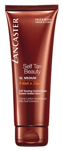 Автозагар - Self Tan Beauty Self Tanning Comfort Cream Instant Golden Glow