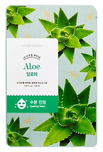 Тканевая маска - I Need You Aloe Mask Sheet