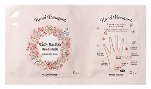 Маска - Маска для рук Hand Bouquet Rich Butter Hand Mask