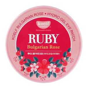 Патчи для глаз - Hydro Gel Ruby & Bulgarian Rose Eye Patch
