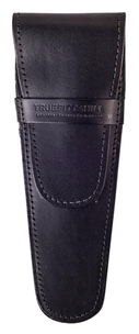 Для мужчин - Black Leather Razor Pouch