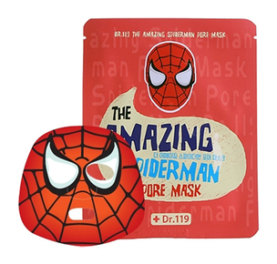 Тканевая маска - Dr.119 The Amazing Spiderman Pore Mask