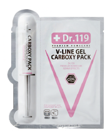 Маска - Dr.119 V-LINE Gel Carboxy Pack