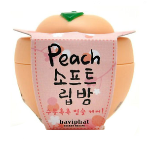 Бальзам для губ - Peach Soft Lip Balm