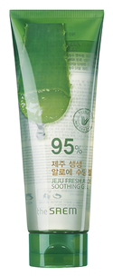 Гель - Jeju Fresh Aloe Soothing Gel 95% Tube