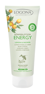 Лосьон для тела - Energy Body Lotion Lemon & Ginger