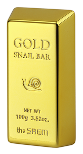 Мыло - Gold Snail Bar