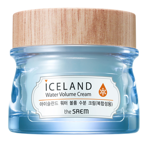 Крем - Iceland Hydrating Water Volume Cream. For Combination Skin