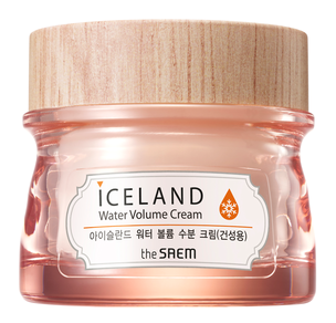 Крем - Iceland Hydrating Water Volume Cream. For Dry Skin
