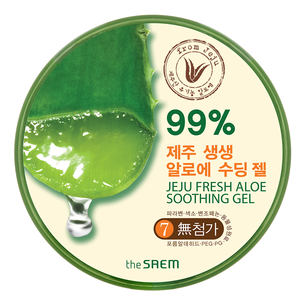 Гель - Jeju Fresh Aloe Soothing Gel 99%