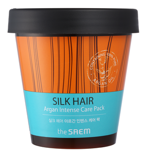Маска - Silk Hair Argan Intense Care Pack