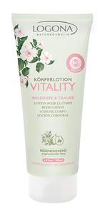 Лосьон для тела - Vitality Body Lotion Wild Rose & Grape