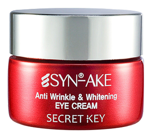 Крем для глаз - Syn-Ake Anti Wrinkle & Whitening Eye Cream