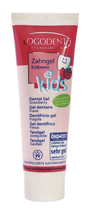 Зубная паста - Kids Dental Gel Strawberry