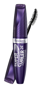 Тушь для ресниц - 24HR Supercurler Mascara Extra Black