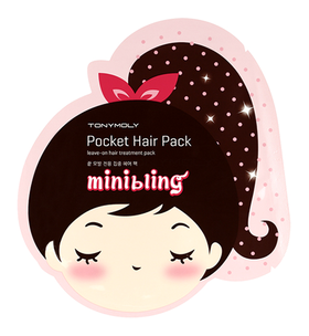 Маска - Minibling Pocket Hair Pack