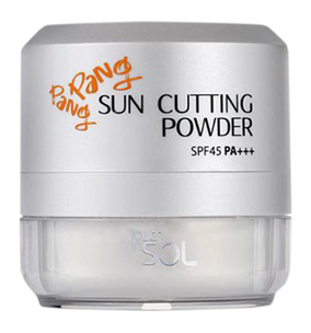 Рассыпчатая пудра - Pang Pang Sun Cutting Powder SPF45 PA+++