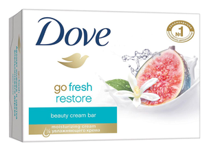 Мыло - go fresh Restore Beauty Cream Bar