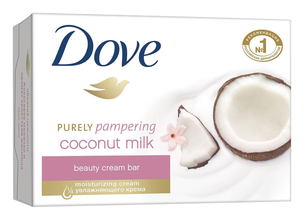 Мыло - Purely Pampering Coconut Milk Beauty Cream Bar