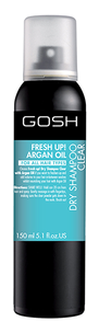 Сухой шампунь - Fresh Up! Argan Oil Dry Shampoo Clear