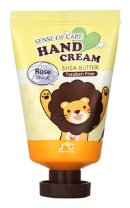 Крем для рук - Sense of Care Hand Cream Shea Butter Rose