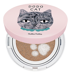 Кушон - Face 2 Change DoDo Cat Glow Cushion BB (DoDo's Rest)