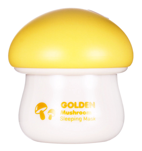 Ночная маска - Magic Food Golden Mushroom Sleeping Mask