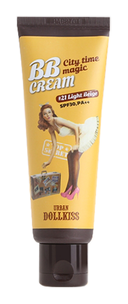 BB крем - Urban Dollkiss City Time Magic BB Cream SPF30+ / PA++