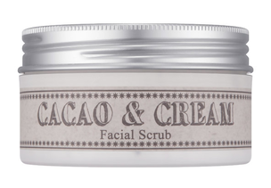 Скраб - Cacao & Cream Facial Scrub